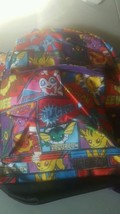 "Backpack - Pokemon - 16"" Comic All Over Print School Bag New - $17.75"