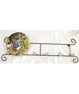 Horizontal 3 Plate Holder for Your Collector Plates - $22.00
