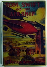 Tom Swift and His Airship no.2 Applewood edition Victor Appleton hcdj - $10.00