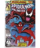 Spider-Man Unlimited #1: Carnage Rising (Maximum Carnage - Marvel Comics) - $12.99
