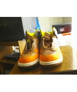 NIKE AIR FORCE ONE BROWN SIZE 12 - $19.67
