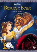 Disney Beauty and the Beast (DVD, 2002, 2-Disc Set, Special Edition)