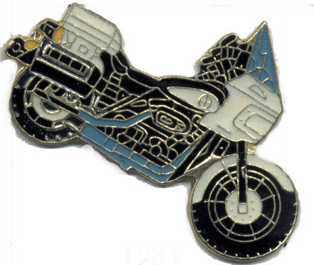 12 Pins - MOTORCYCLE , biker hat tac lapel pin #1984