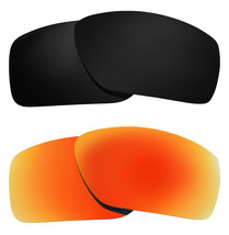 Polarized Replacement Lenses for Oakley Big Taco Sunglasses Anti-Scratch - $32.78