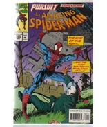 The Amazing Spider-Man #389 (Vol. 1) [Comic] by J.M. DeMatteis; Mark Bagley