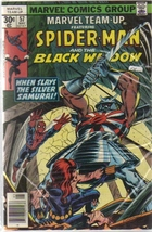 Marvel Team-Up Featuring Spider-Man And The Black Widow (Vol. 1 No. 57, May 1... - £5.61 GBP
