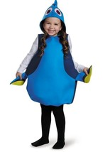 Toddler Deluxe Dory One Size Costume Foam Tunic - $46.54 CAD