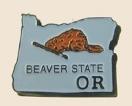 12 Pins - OREGON , state hat tac lapel pin sp361 - $12.00