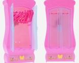 New Children Kid Girl's Cute Lovely Toy Furniture Wardrobe Closet for Dolls...