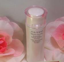 New Shiseido White Lucent Brightening Refining Softener Enriched .84 oz 25 ml - $11.99