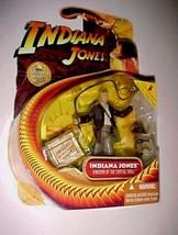 Hasbro Indiana Jones Kingdom Of The Crystal Skull Action Figure 2008 New - $44.50