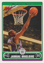 Jamaal Magloire 2006-07 Topps Card #119 - $0.99