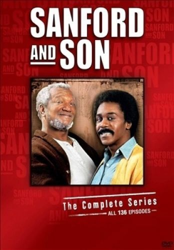 Sanford and Son The Complete Series (DVD Set) Classic TV Series New