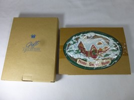 Avon Gift Collection - Home Sweet Home Trivet - New in Box F 257881 - $14.84