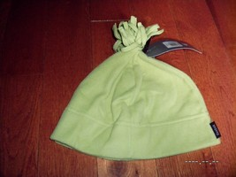 Toddler Beanie hat ski cap Lime green youth kids New nwt snow winter REEBOK - €6,20 EUR