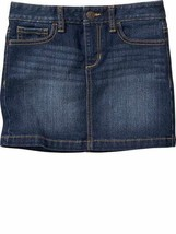 Old Navy Girls Demi Mini Jean  Skirt Sizes  16 Nwt    - $11.69
