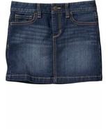 Old Navy Girls Demi Mini Jean  Skirt Sizes  16 Nwt    - $14.39