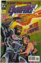 Gunfire Comic # 1 May 1994 [Paperback] by DC Comics - $3.99
