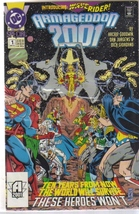 Armageddon 2001 #1 [Comic] by Archie Goodwin & Dan Jurgens - $6.99
