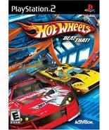 Hot Wheels: Beat That - PlayStation 2 [PlayStat... - $4.29