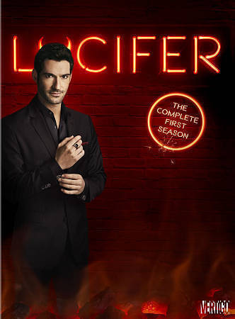 Lucifer: The Complete First Season 1 (DVD Set)  TV Series