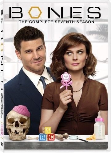 Bones: The Complete Seventh Season 7 (DVD Set) New TV Series