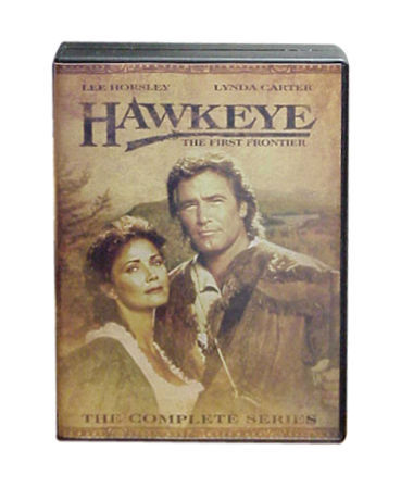 Hawkeye: The Complete Series (DVD, 2011, 4-Disc Set) New Classic TV Show