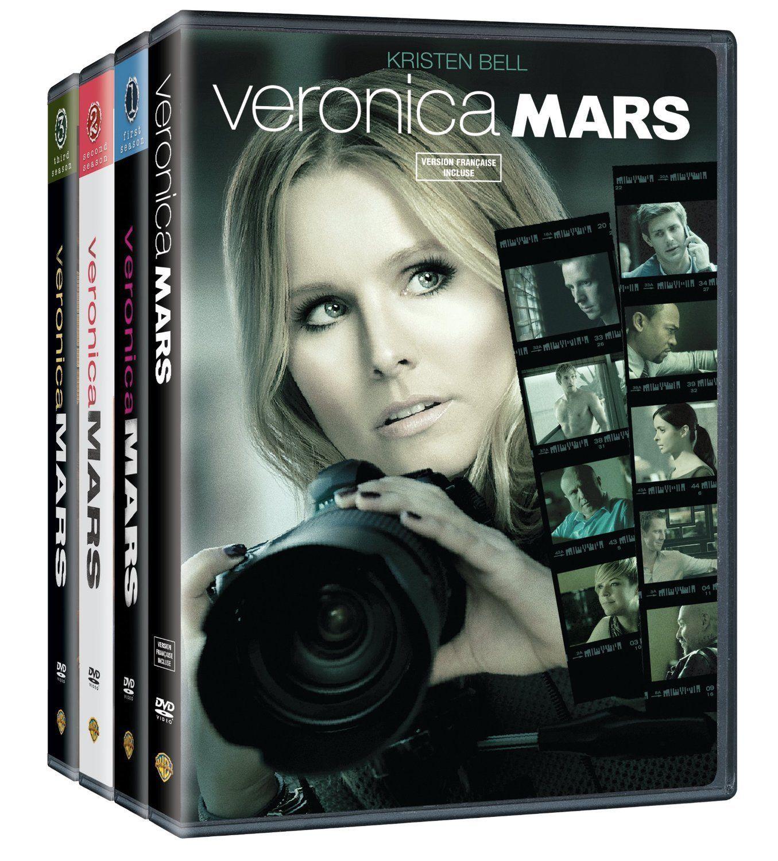 Veronica Mars The Complete Series (DVD Sets) TV Seasons 1 2 3 New