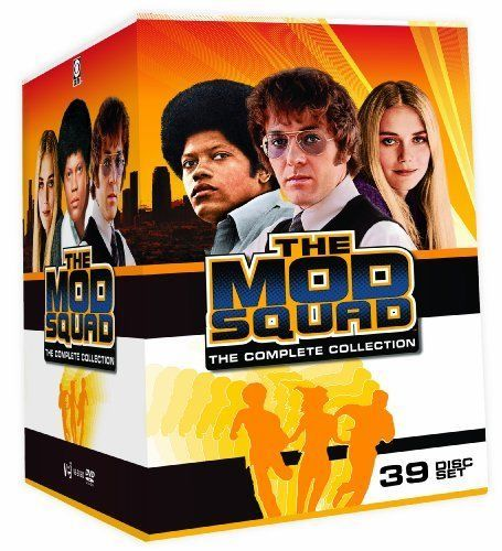 The Mod Squad Complete Collection (DVD Box Set) Classic TV Series