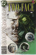 Showcase '93 #7 (Two-Face) [Comic] by DC Comics - $3.99