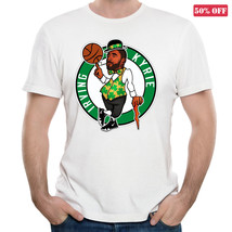 5a7f1f674fd79e Kyrie Irving Stephen Curry James Harden LeBron James Michael Jordan Tee  Shirt 14 -  28.99