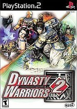 Dynasty Warriors 2 PS2 *USED* - $7.91