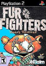 Fur Fighters: Viggo's Revenge (PlayStation 2) PS2 *USED* - $12.86