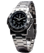 Smith & Wesson 357 Series Aviator Watch Stainless Steel SWISS TRITIUM  - $168.77