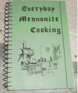 Everyday Mennonite Cooking Mennonites of Scottsville Kentucky community ... - $24.95