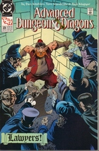 Advanced Dungeons & Dragons, Edition# 23 [Comic] by DC - $6.99