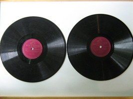 Vintage RCA Victor Children's Two Record Set -The Little Engine That Cou... - $10.00