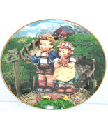 Hummel Collector Plate Country Crossroads Littl... - $49.95