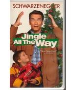 Jingle All the Way VHS Movie Christmas  - $3.91