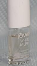 Jovan White Musk Cologne Spray For Women By Cody  .375 Oz / 11ml   - $5.93