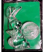Energizer Bunny Rabbit 1992 Christmas Tree Ornament Advertising Collecti... - $8.00