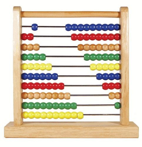 Primary image for Abacus by Melissa & Doug ###