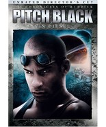 The Chronicles of Riddick: Pitch Black (Unrated Director's Cut) [DVD] [2... - $1.95