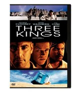 Three Kings (Snap Case Packaging) [DVD] [1999] - $1.95