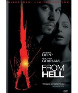 From Hell (Two-Disc Special Edition) [DVD] [2001] - $1.95