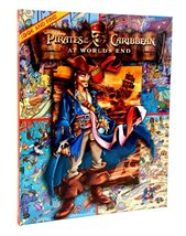 Look and Find: Pirates of the Caribbean, At Wor... - $1.95