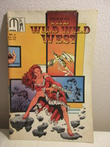 THE WILD WILD WEST--#4 - $1.99