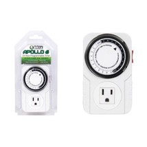 Titan Controls Apollo 6 - One Outlet Mechanical Timer - $14.92