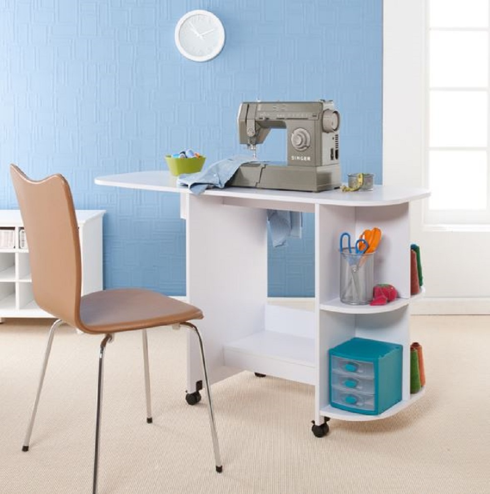 Sewing table craft utility