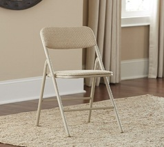 Folding card table and chairs chair thumb200